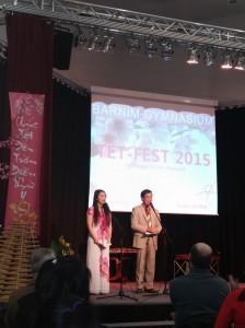 Eröffnung TET FEST